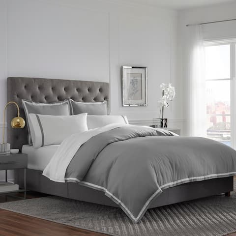 Porch & Den Eldora Ultra-Soft Microbrushed Duvet Cover Set