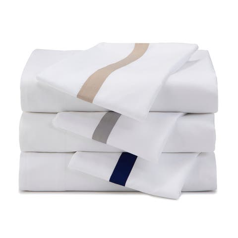 Martex Luxury 2000 Series Ultra-Soft Microbrushed Hotel Pillowcase Pair