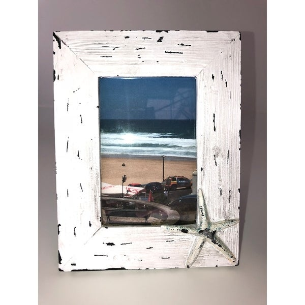 Seaside Picture Frame