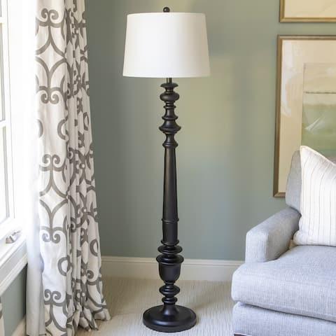"Benjamin 59.5"" Traditional Floor Lamp"