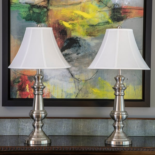 Shop Copper Grove Ansalonga Table Lamps With Touch Control
