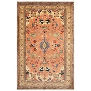 Handmade Tabriz Wool Rug (Iran) - 7'1 x 10'9