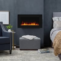 Real Flame Corretto Electric 40-inch Wall Fireplace