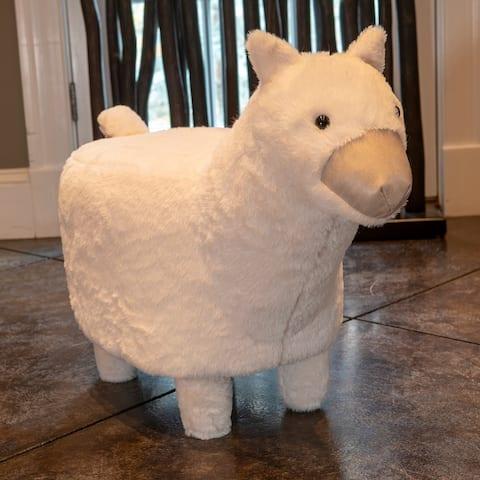 Alpaca Stool