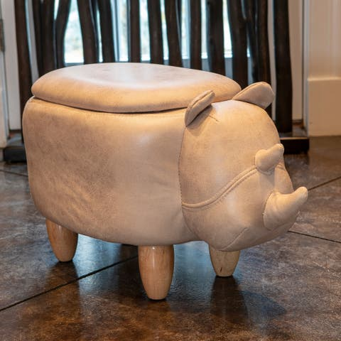 Rhino Storage Stool