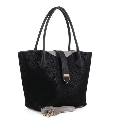 MKF Collection Janet Tote Bag with Pouch by Mia K.