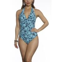 Betty's Beach Bungalow Halter One Piece