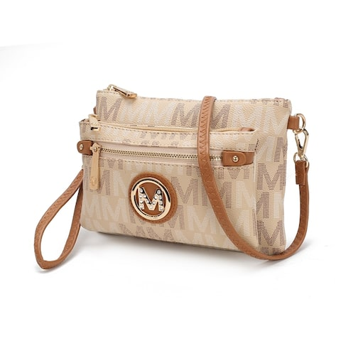 MKF Collection Camren M Signature Crossbody Bag by Mia K.