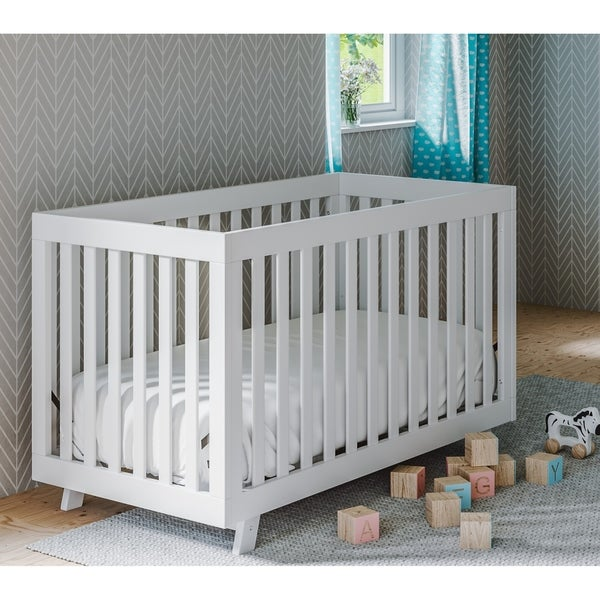 Shop Storkcraft Beckett 3 In 1 Convertible Pine Wood Crib