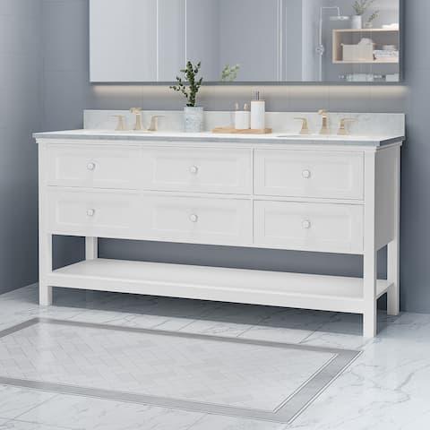 Buy Brown Bathroom Vanities Vanity Cabinets Online At