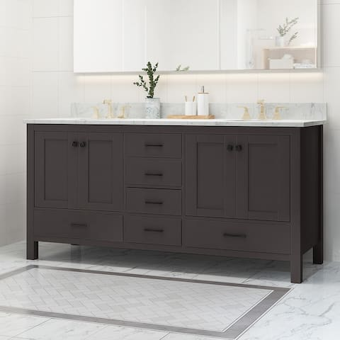 Fabulous Buy Size Double Vanities Bathroom Vanities Vanity Cabinets Download Free Architecture Designs Barepgrimeyleaguecom