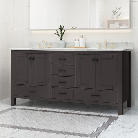 Stupendous Buy Size Double Vanities Bathroom Vanities Vanity Cabinets Interior Design Ideas Grebswwsoteloinfo