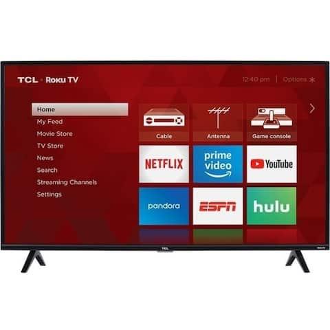 "TCL 3 40S325 39.5"" Smart LED-LCD TV - HDTV"