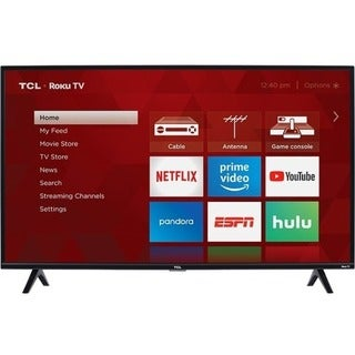 "TCL 3 40S325 39.5"" Smart LED-LCD TV - HDTV"