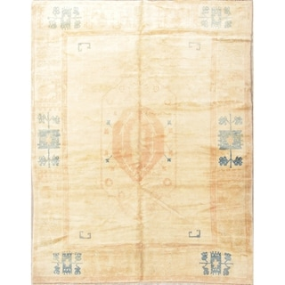 "Gabbeh Hand Knotted Wool Traditional Persian Area Rug Oriental - 9'1"" x 7'3"""