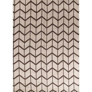 "Porch & Den Aldercreek Contemporary Geometric Moroccan Trellis Area Rug - 10'0"" x 13'8"""