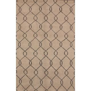 """Copper Grove Ikaalinen Moroccan Handmade Area Rug - 7'10"""" x 4'11"""""""