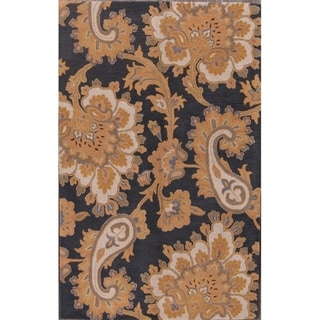 """Link to Oushak Agra Hand Made Traditional Oriental Area Rug - 8'0"""" x 5'1"""" Similar Items in Rugs"""