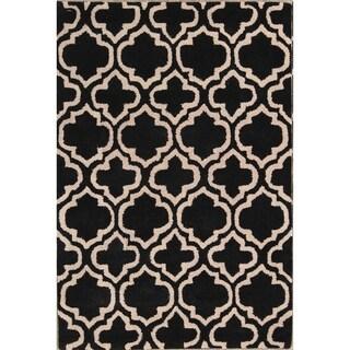 "Oushak Indian Handmade Wool Oriental Floral Area Rug - 6'0"" x 4'0"""