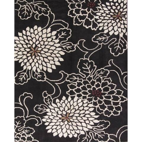 "Carson Carrington Kuntmatt Oriental Floral Area Rug - 10'0"" x 13'0"""