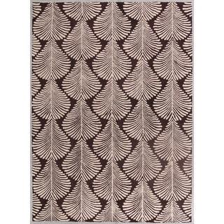 Handmade Wool Agra Oushak Oriental Floral Transitional Area Rug