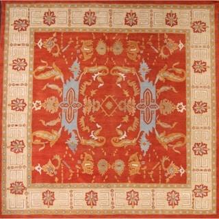 "Copper Grove Kaarina Oriental Handmade Area Rug - 13'1"" x 10'0"""