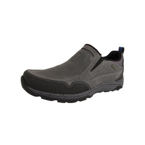 Dunham Mens Trukka Slip On Waterproof Sneaker Shoes