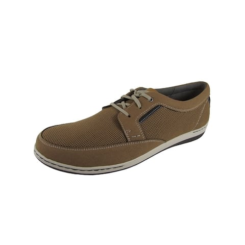 Dunham Mens FitSwift Lace Up Sneaker Shoes