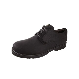 Dunham Mens REVDusk Waterproof Oxford Shoes