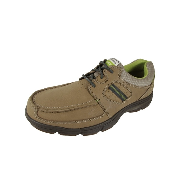 Dunham Mens REVSly Boat Shoes. Opens flyout.