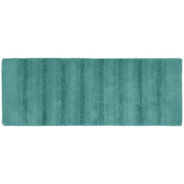 Shop Essence Sea Foam Nylon Washable Bathroom Rug Runner