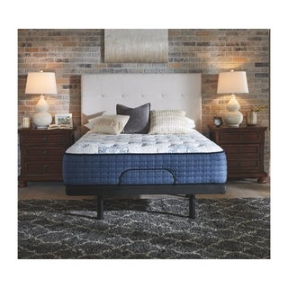 Ashley Furniture Signature Design - Mt Dana Firm 15 Inch Full Mattress - White