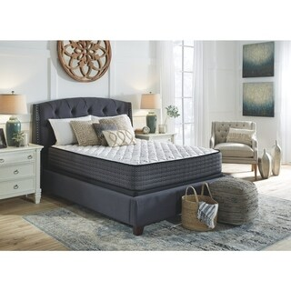 Ashley Furniture Signature Design - Limited Edition Firm - 13 Inch Full Mattress - White