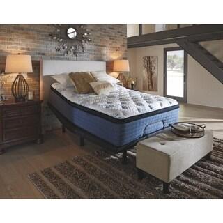 Ashley Furniture Signature Design - Mt Dana Euro Top 17 Inch Queen Mattress - White
