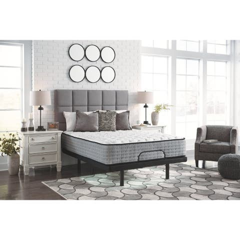 Signature Design by Ashley Mt Rogers Ltd 15-inch Innerspring Mattress