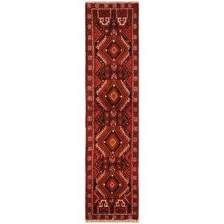 Handmade Balouchi Wool Rug (Iran) - 1'7 x 6'6