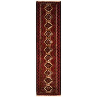 Handmade Khorasan Wool Rug (India) - 9'2 x 12'2