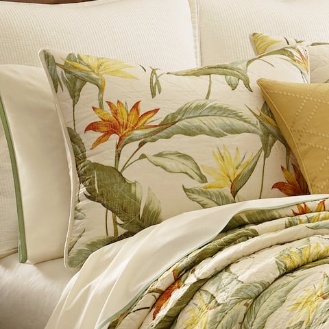 Tommy Bahama Birds of Paradise King Sham - 20X36