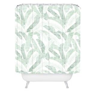 "Deny Designs Banana Leaf Shower Curtain- 69""x72"""