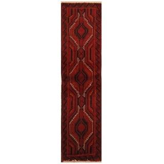 Handmade Balouchi Wool Rug (Iran) - 1'7 x 6'4