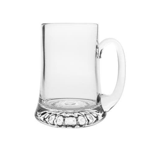 Majestic Gifts Inc. European 24 oz. Glass Mug