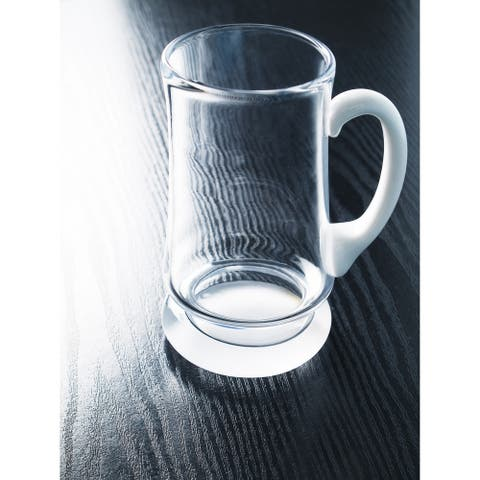 Majestic Gifts Inc. European 20 oz. Glass Mug