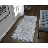 Copper Grove Mstislavl Medallion Runner Rug - 2' x 6'