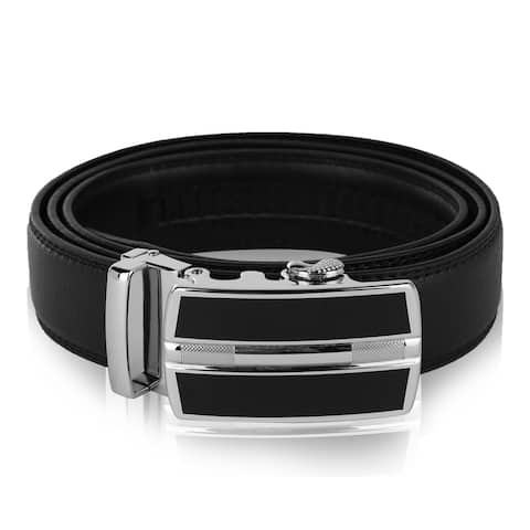 MKF Collection Analdo Genuine Leather Belt by Mia K.