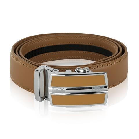 MKF Collection Analdo Genuine Leather Belt by Mia K.