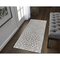 VCNY Home Rowan High Low Runner - 2' x 6'