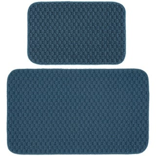 Buy Blue Kitchen Rugs & Mats Online at Overstock | Our Best ...
