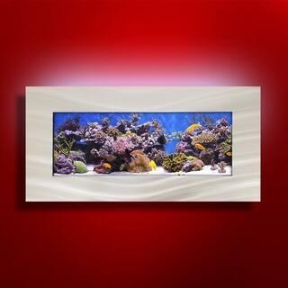 Aussie Aquariums 2.0 Wall Mounted Aquarium - Skyline