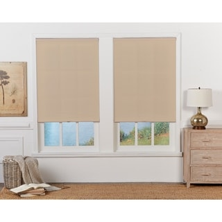 Link to Copper Grove Yerevan Linen Light-filtering Cordless Cellular Shade (48 in.) Similar Items in Blinds & Shades