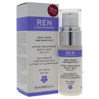REN Keep Young and Beautiful 0.5-ounce Instant Brightening Beauty Shot Eye Lift